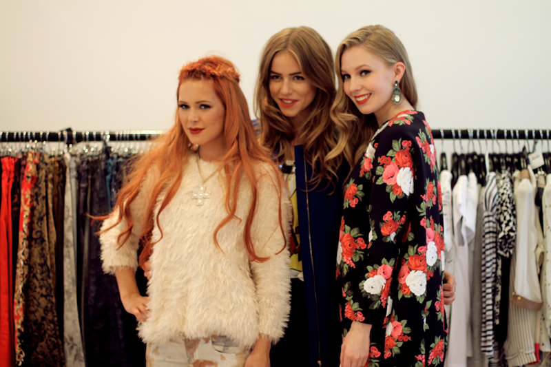 carolina engman, fashionsquad, Ulrikke lund, trines wardrobe, makeup, hair, photoshoot, my-wardrobe